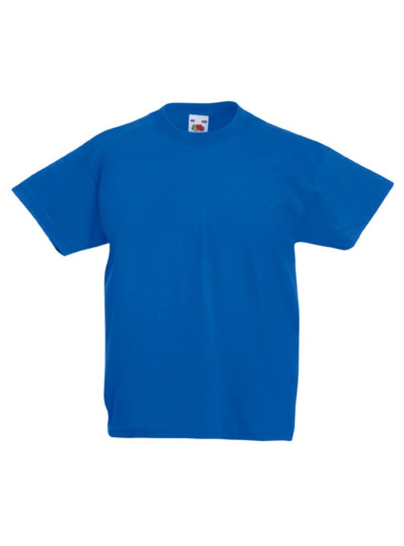 Детска Синя Тениска